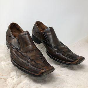 Giorgio Brutini Dress Shoes Sz 9.5 M